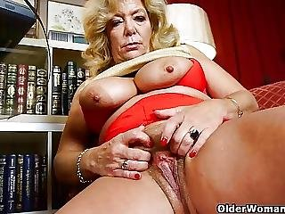 American Grannies Who Love Porn Collection