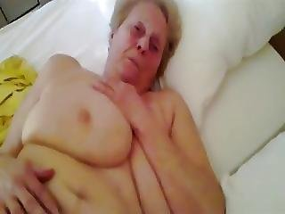 blonde, mamie, poilue, mature
