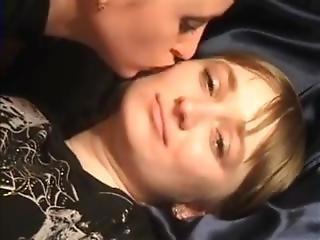 Lippenstift lesbische Sexvideos