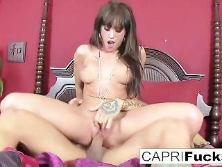 Capri Needs A Good Hard Fuck