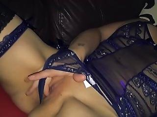 All Dressed Up Teasing That Pussy Ready For Another Go......