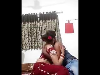 Indian Wedding Fist Night Suhagrat Home