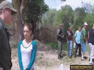 Shocking And Revealing News To What Happens To Female Border Jumpers