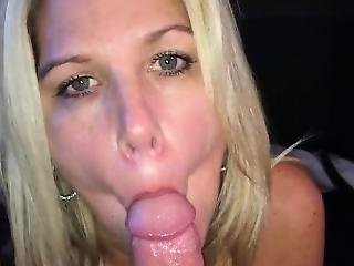 Exposed Milf Knows How To Work His Cock