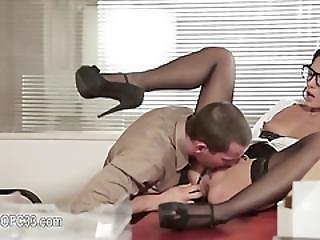 Perfect Office Sex With Adorable Babe