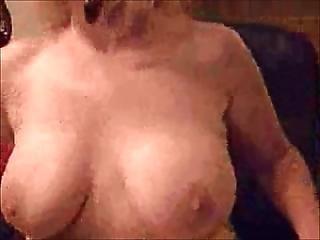 Topless Porn Star Smokes And Teases