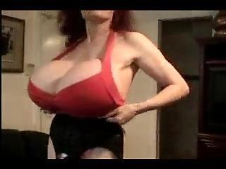 stort bryst, BH, milf, drilleri