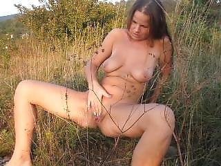 Masturbation In Nature