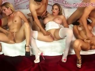Sexmex Primer Concurso De Squirting