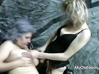 Grannies Get Twats Drilled