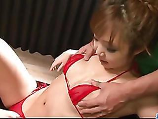ビキニ, フィンガリング, ハードコア, 舐める, 熟女, ママ, ピンク, おまんこ, おまんこをなめる, おまんこを擦る, 摩擦, セックス, トイズ, ユニフォーム, バイブレーター