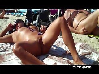 theSandfly Naked Beach Experience!