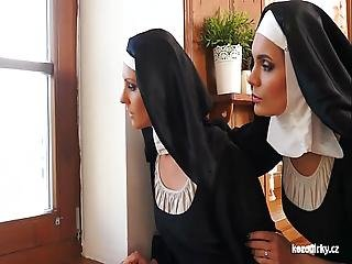 Cathlic Nuns Sexual Adventures With The Beast