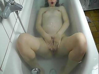 Amateur Pregnant Bathtub Teen First Time Shower Masturbating Sex Fantasy Tits