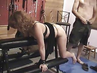 Milf Slave Chained Doggy Fucked Found