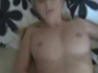 Tight Young Blonde Awaken By A Cock And Fucked Good Until Facial