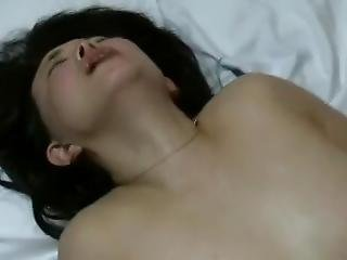 Cute Buxomy Asian Mom Sayoko Kuroki Is Sucking