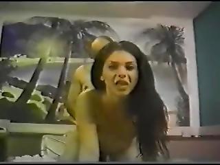 brasilianisch, fetisch, ficken, harter porno, dreier, hure