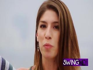 Swingers Exchange Partners And Have Groupsex In Swing Mansion New Episodes Of Now! If You Want To See More, Visit Us Now