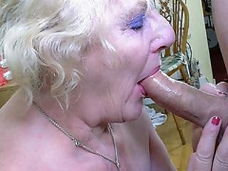 Claire Is A Saggy Tittied Granny Offered Chris To Fulfill Her Needs