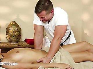 Very Tricky Massage Motel Of Horny Masseur