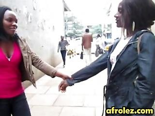 Both Of These Passionate Ebony Babes Love To Keep It Sizzling Hot With Each Other They Eat Pussy And Have Some Hot Fun At Afrolez