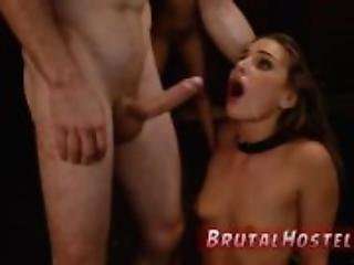 Threesome punishment first time Two young