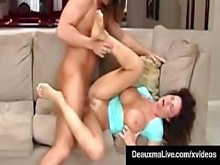 Texas Cougar Deauxma Blows And Gets Analized By Mafia Bookie