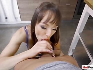 My Stunning Milf Stepmom Gets On Her Knees And Blows Me