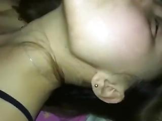 Drunk Angel Blowjob Face Cum