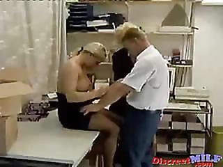 Milf And Her Blonde Daughter Sucking Fat Big Cock
