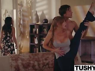 Tushy Beautiful Teen Karly Baker First Anal