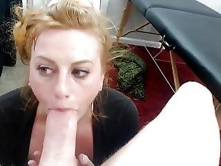 Abby - Deep Throat Doggy Fuck Vibrator Vape Facial
