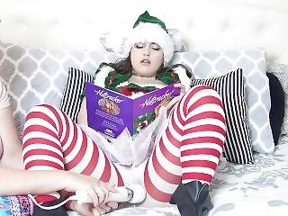 Naughty Elf Reads The Nutcracker - Part 1