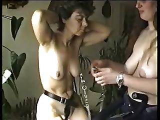 Bdsm, Bondage, Femdom, German, Vintage
