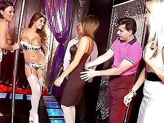 Blonďaté, Skupinový Sex, Orgasmus, Orgie, Sex