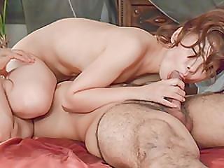 Sensual Porn Show With Perky Tits, Yura Kurokawa