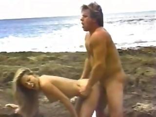 blondynka, obciąganie, wytrysk, na pieska, hawajka, lizanie, na dworze, cipka, retro, seks, przystrzyżona, klasyczny
