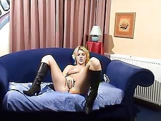 Blonďaté, Nizozemské, Pornohvězda