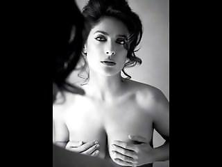 Salma Hayek Hot Jerk-o-challenge By Fakes4you