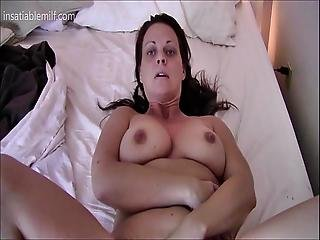 Insatiable Milf Diane Andrews In Catching Her Masturbating Sneak Preview