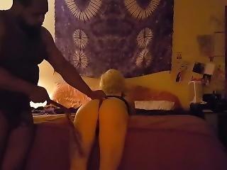 Black Man Licking Sexy Milf Mom In Her Ass Til She Cums