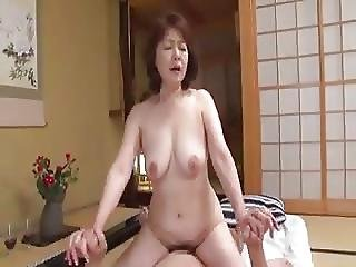 Notgeil Bub Benutzt Japan Granny Old And Young Cemsored