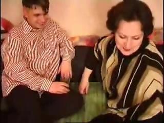 Russian Porno Mom End Boy