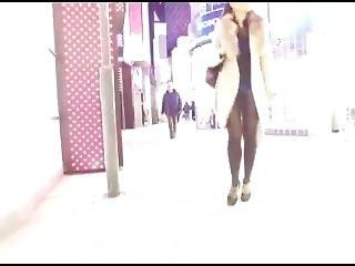 Jeny Smith A Walk At A Mall