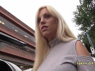Big Booty Blonde Fucked By Cop