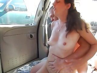 Minivan Fuck Cun #2