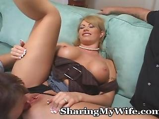 Shared Babe Feels Good All Over