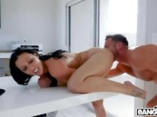 Rachel Starr Fucked By Her Boss