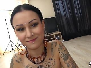 Povbitch - Lulu Jung Nonsensical Tattoos